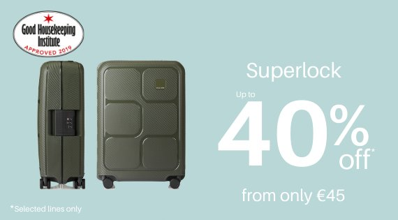 Superlock up to 40% Off
