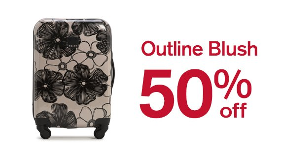 Express Outline Pansy 50% off