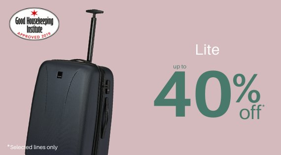 Lite 4W up to 40% off