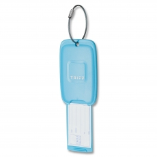 Tripp Turquoise 'Accessories' Luggage Tag