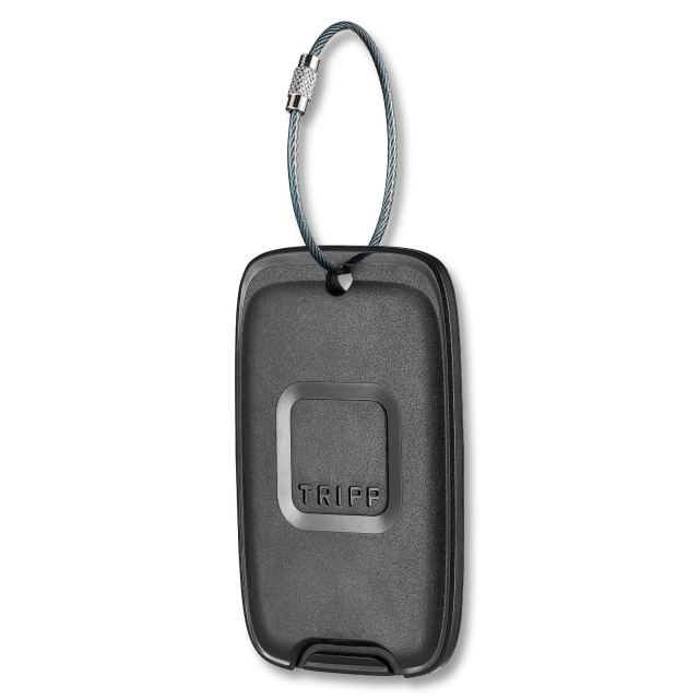 Tripp Accessories Luggage Tag BLACK