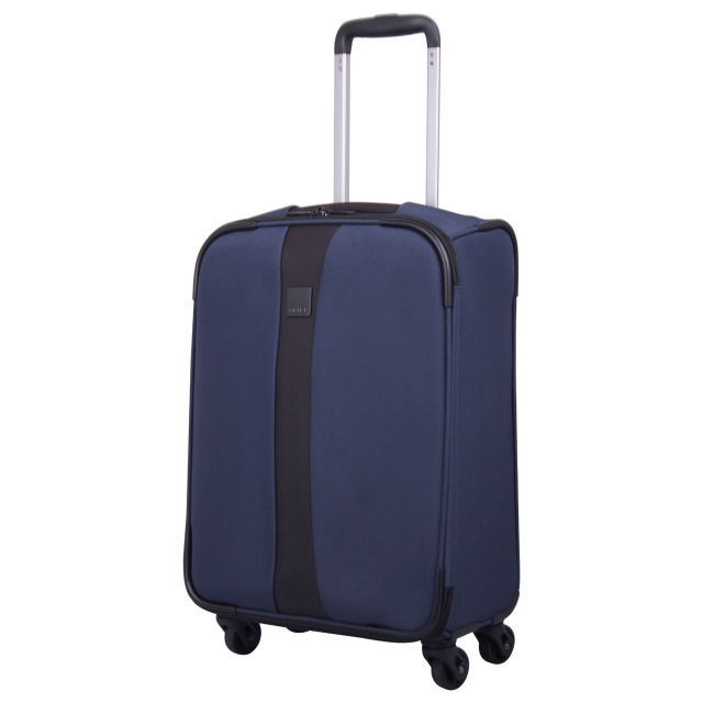 Superlite 4W Cabin 4 wheel Suitcase 55cm INK BLUE